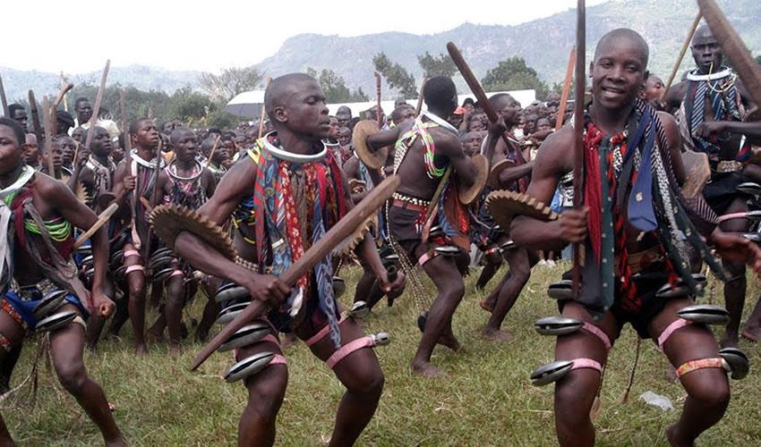 Imbalu Circumcision In Uganda