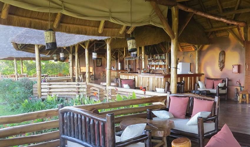 Katara Safari Lodge, Queen Elizabeth National Park