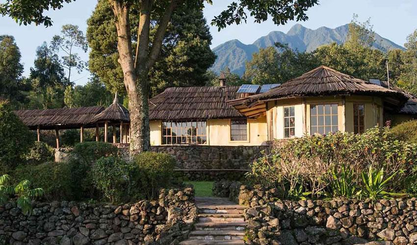 Mount Gahinga Lodge, Mgahinga Gorilla National Park