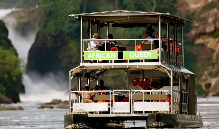 Murchison Falls National Park Uganda's Largest Safari Park