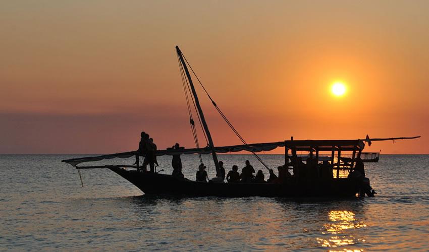 Zanzibar Island Sunset Cruise