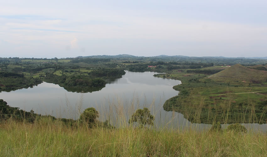 Crater Lakes Visit in Fort Portal