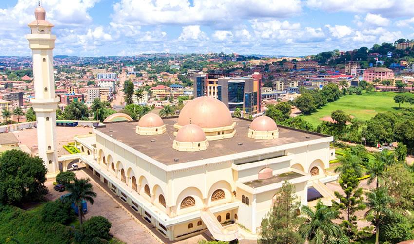 Kampala Mosque