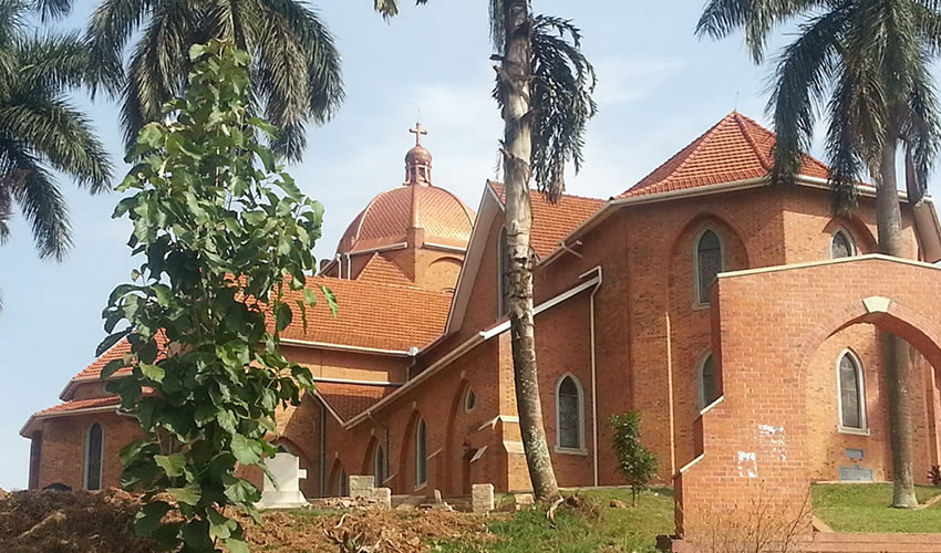 Namirembe Cathedral is one of the Top 11 Tourism Places To Visit on a Kampala City Tour