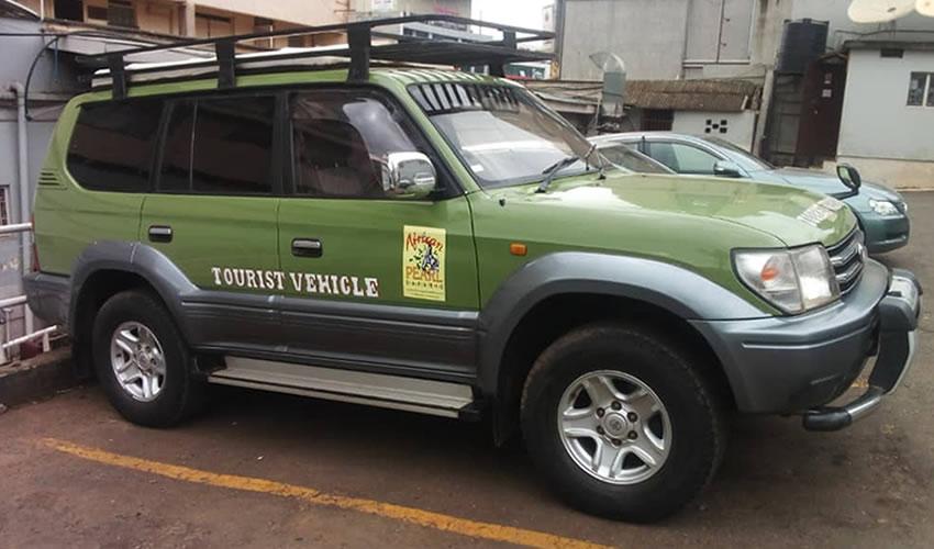 Car Hire in Uganda
